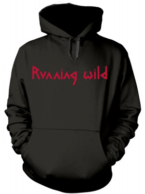 Running Wild - Under Jolly Roger Adrian Crossbones (Hoodie Sweatshirt)