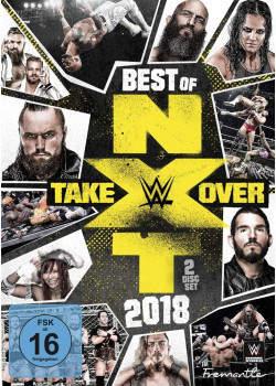 WWE - The Best Of NXT Takeover 2018 (2x DVD)