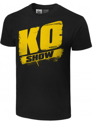 WWE - Kevin Owens - KO Show (Authentic T-Shirt)