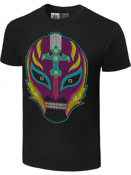 WWE - Rey Mysterio - Booyaka 619 (Authentic T-Shirt)