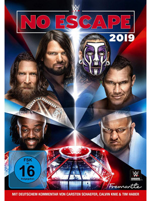 WWE - Elimination Chamber No Escape 2019 (DVD)