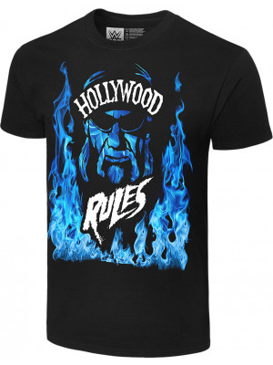 WWE - Hulk Hogan - Hollywood Rules (Authentic T-Shirt)