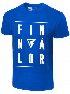 WWE - Finn Balor - Balor Club Blue (Authentic T-Shirt)