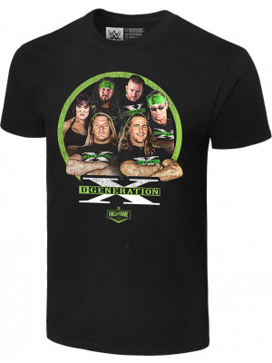 WWE - D Generation X - Hall Of Fame 2019 Photo (Authentic T-Shirt)