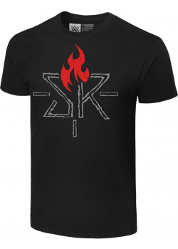 WWE - Seth Rollins - Ignite The Will, Stoke The Flame, Burn It Down (Authentic T-Shirt)
