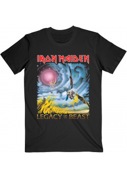 Iron Maiden - The Flight Of Icarus Legacy Of The Beast American Tour 2019 (T-Shirt)