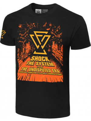 WWE - The Undisputed Era - Main Attraction (Authentic T-Shirt)