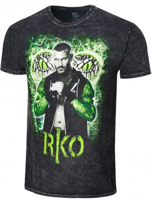 WWE - Randy Orton - Dues Paid (Authentic Mineral Wash T-Shirt)