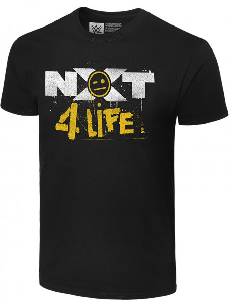 WWE - Johnny Gargano - NXT For Life (Authentic T-Shirt)