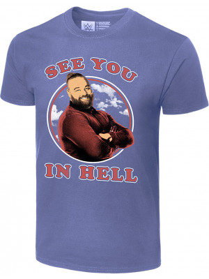 WWE - Bray Wyatt - See You In Hell (Authentic T-Shirt)