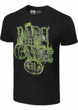 WWE - Triple H - I Am The Game (Authentic T-Shirt)