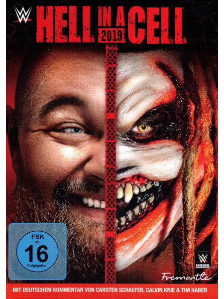 WWE - Hell In A Cell 2019 (DVD)