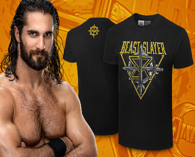 SETH ROLLINS - Beastslayer - CLICK HERE!